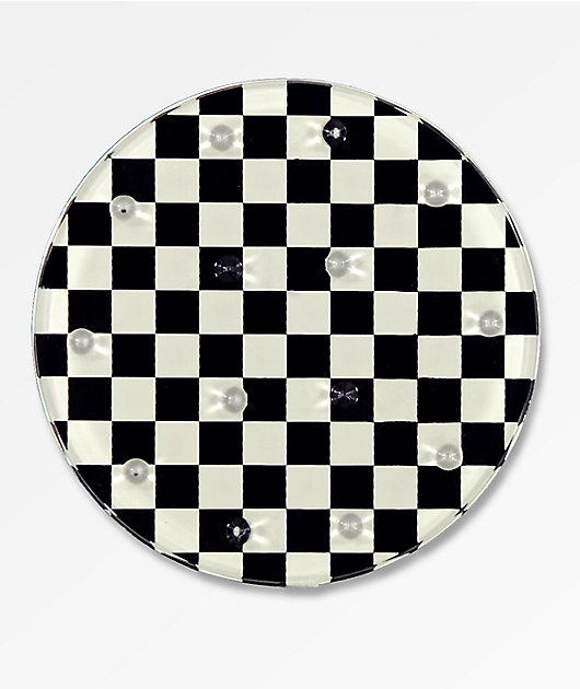 Alibi Checkered Stomp Pad