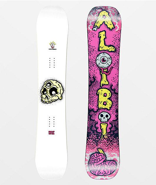 Alibi Feast Snowboard 2021
