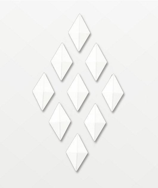 Alibi White Diamond Stomp Pad