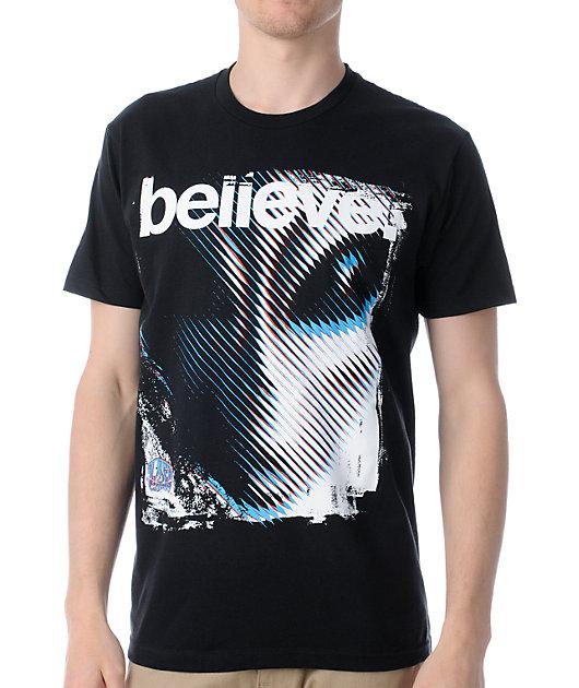Alien Workshop Believe Black T-Shirt