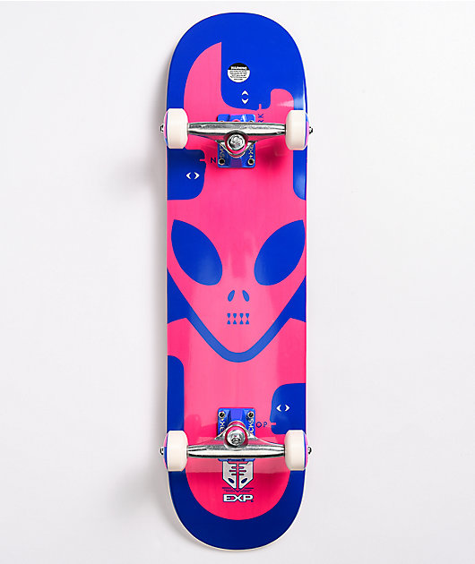 Alien Workshop EXP 8.0 Skateboard Complete
