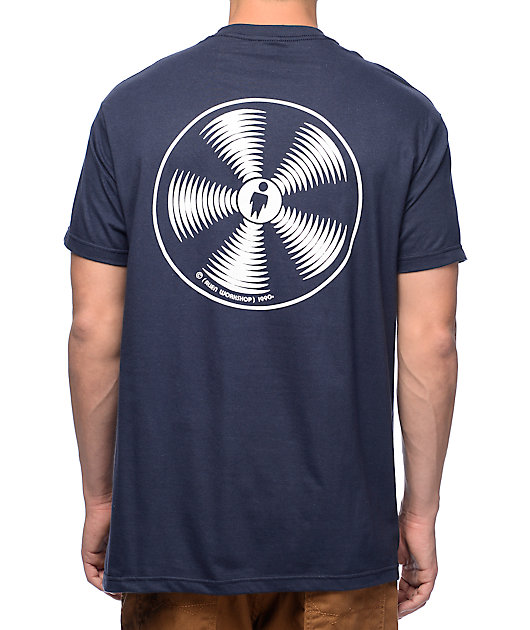 Alien Workshop Sonic Navy T-Shirt
