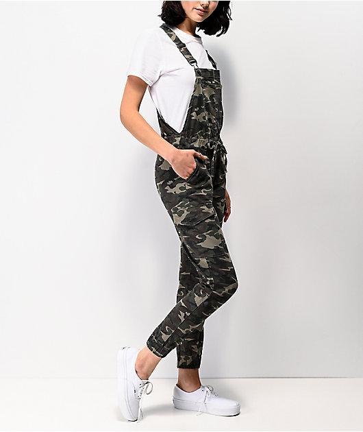 Almost Famous jogger peto de camuflaje