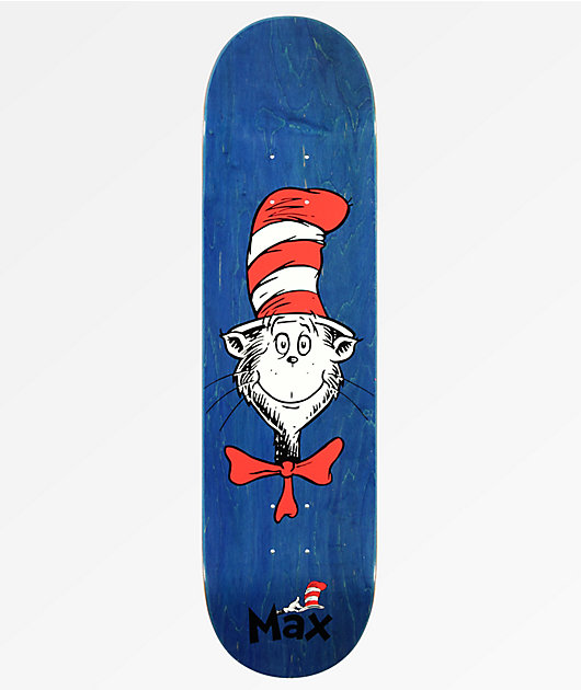 Almost x Dr. Seuss Max R7 8.25
