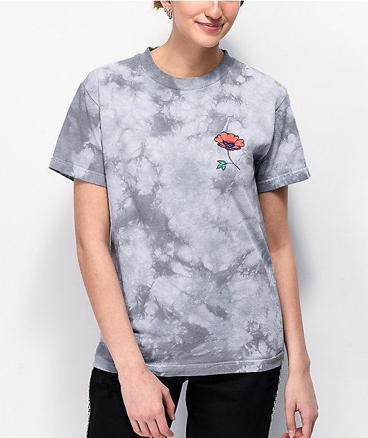 Amplifier Hear Our Voice Grey Tie Dye T-Shirt