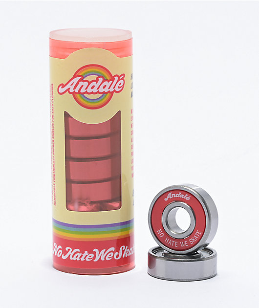 Andale No Hate We Skate Skateboard Bearings