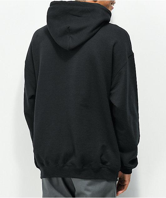 Animebae Hentai Academy Black Hoodie