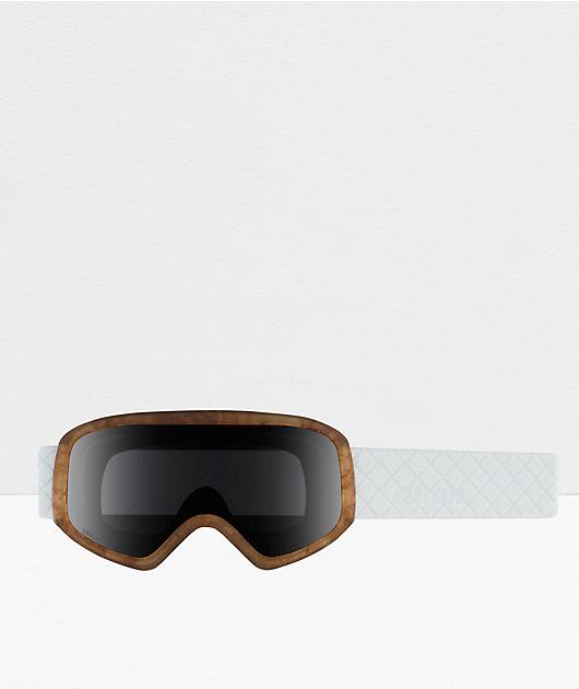 Anon Insight Tort 2.0  Sonar Smoke Snowboard Goggles