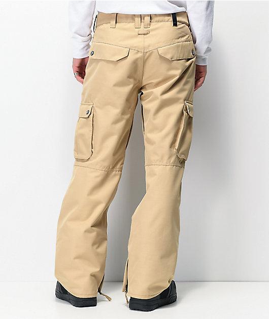 Aperture Alive Khaki 10K Snowboard Pants