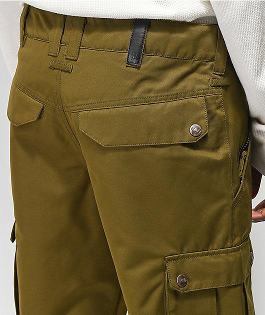 Aperture Alive Olive 10K Snowboard Pants