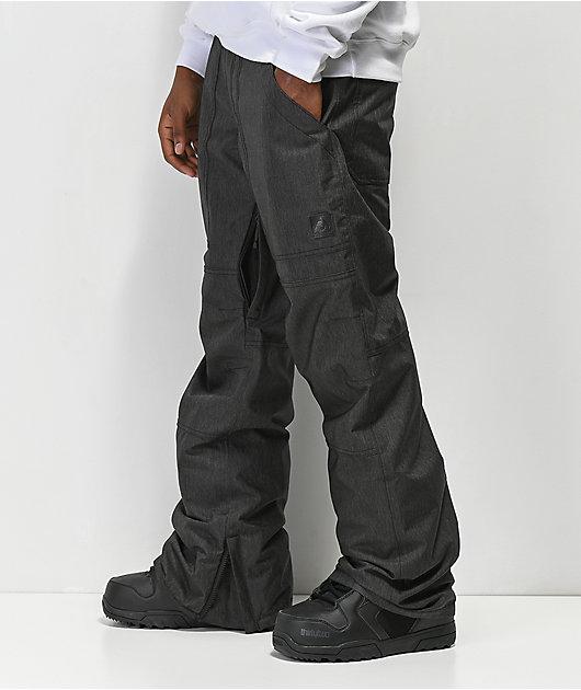Aperture Boomer Black 10K Snow Pants