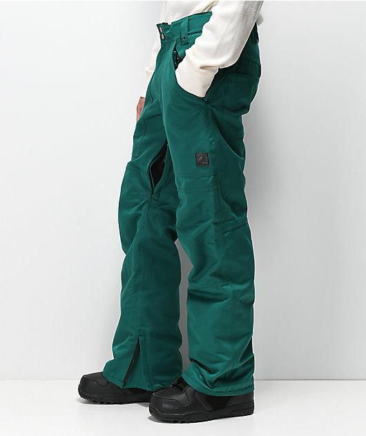 Aperture Boomer Teal 10K Snowboard Pants