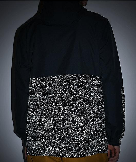 Aperture Carpet Lift Black & Reflective 10K Snowboard Jacket