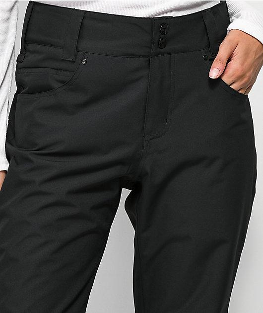 Aperture Crystaline Black 10K Snowboard Pants