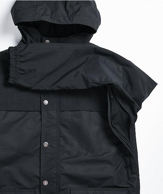 Aperture Pigtail Black 10K Snowboard Jacket