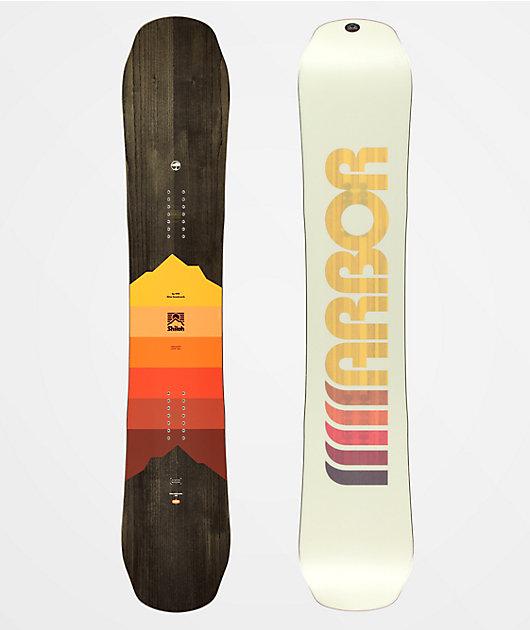 Arbor Shiloh Reverse Camber Snowboard 2021