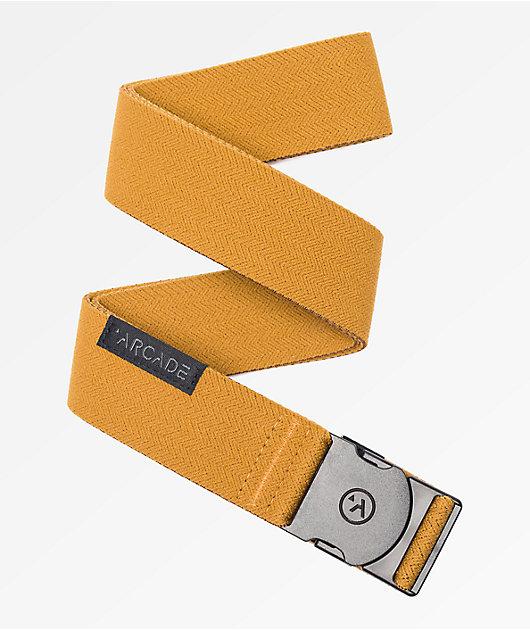 Arcade Ranger Caramel Clip Belt