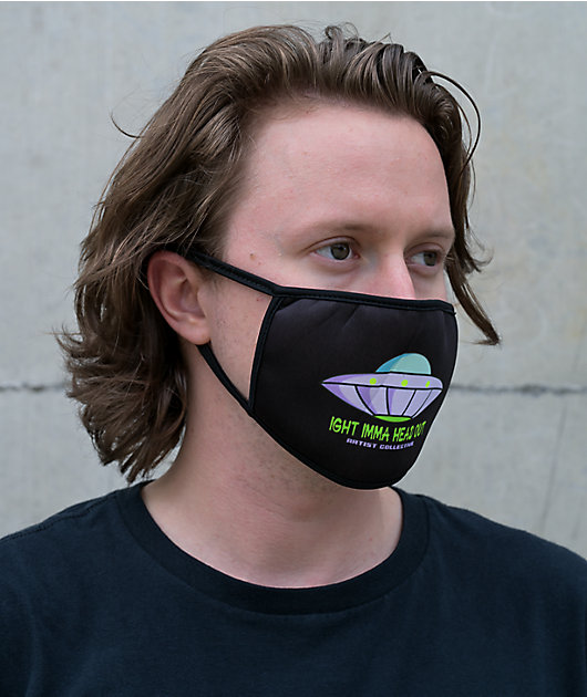 Artist Collective Imma Head Face Mask