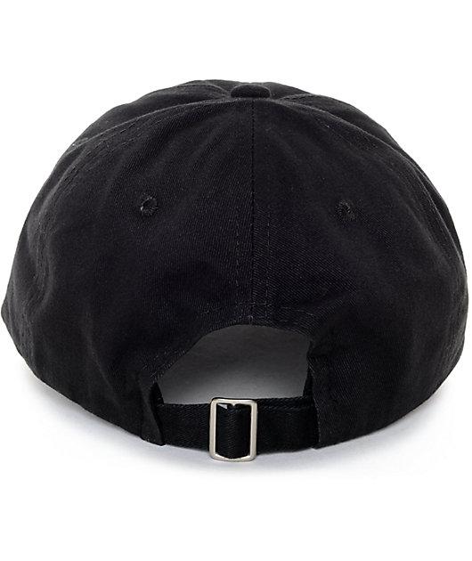 Artist Collective Its Lit Black Dad Hat