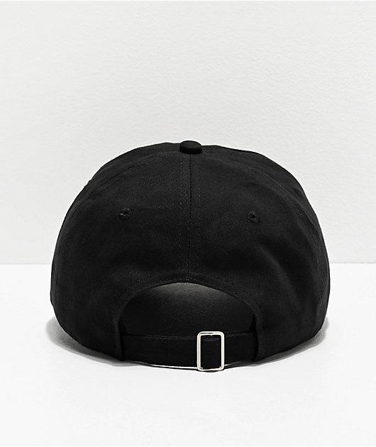 Artist Collective SUP Black Strapback Hat