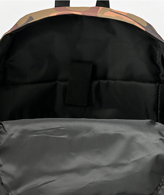 Artist Collective Sup Camo Backpack