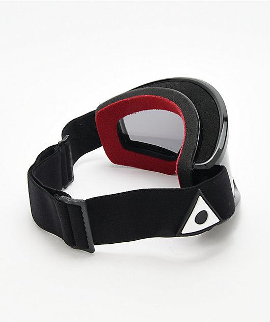 Ashbury Blackbird Black Triangle Snowboard Goggles