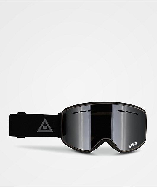 Ashbury Mirage Black Snowboard Goggles