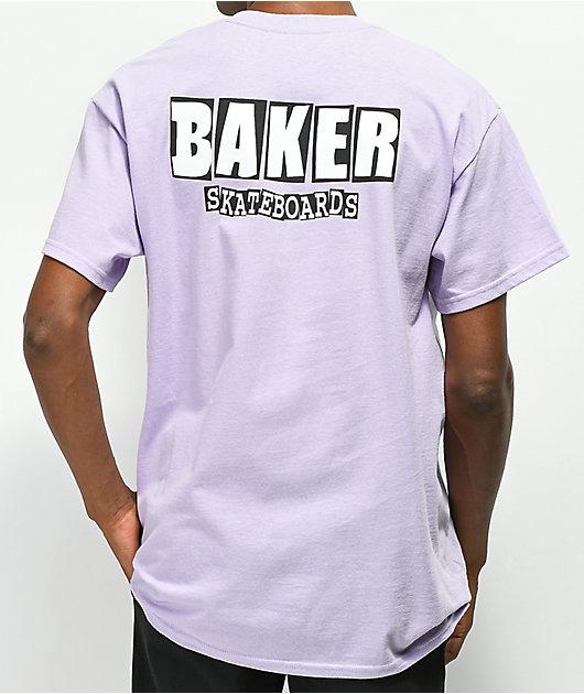 Baker Dubs Lavender T-Shirt