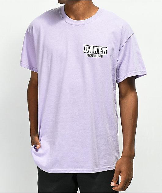 Baker Dubs camiseta lavanda