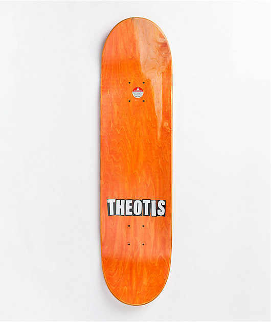 Baker Theotis Jammys 8.25