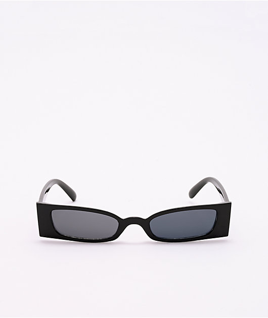 Banana Split Black Mini Sunglasses
