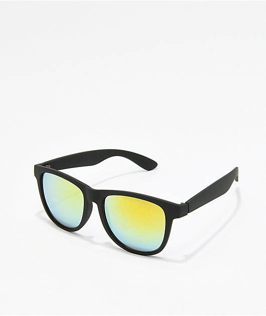 Beast 2 Wayfarer gafas de sol negras