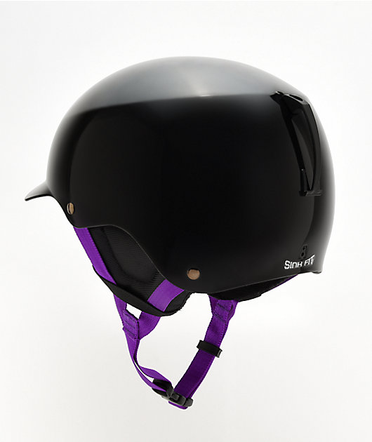 Bern Muse Team Black Snowboard Helmet