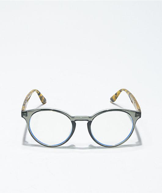 Blenders Coastal Whiskey Blue Light Glasses