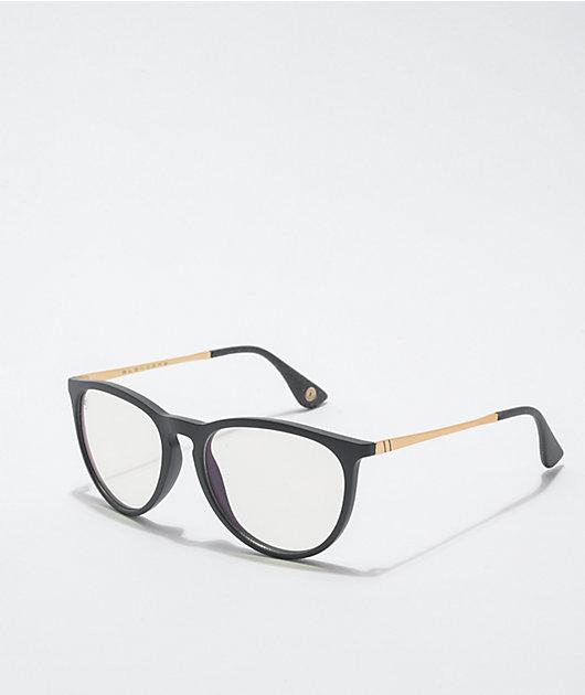 Blenders North Park Cosmic Code Blue Light Glasses