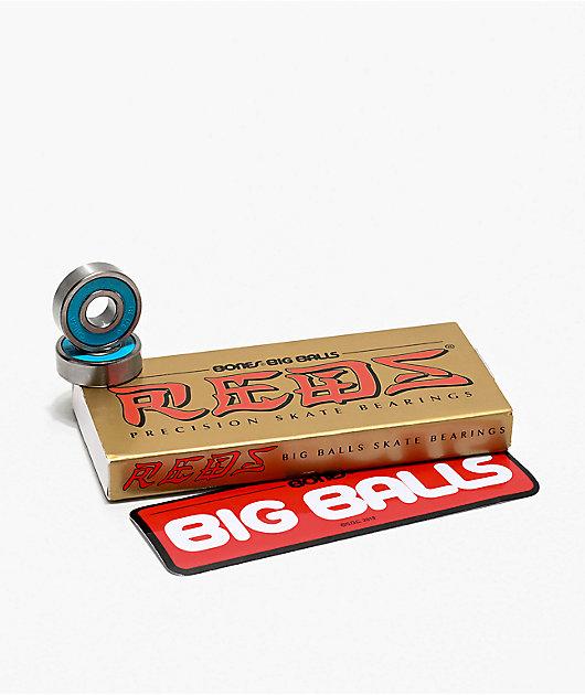 Bones Big Balls Skateboard Bearings