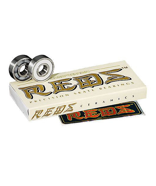 Bones Reds Ceramics Skateboard Bearings