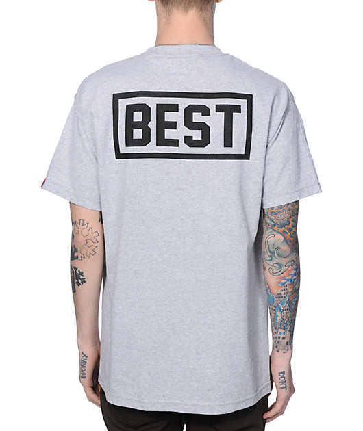 Breezy Excursion Letterman B T-Shirt