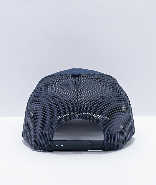Brixton Parsons MP Navy Trucker Hat