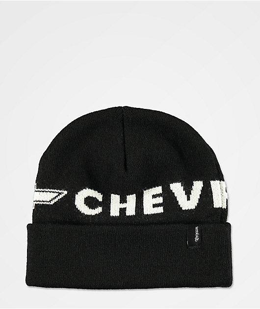 Brixton x Chevy Icon Bel Air Black Beanie