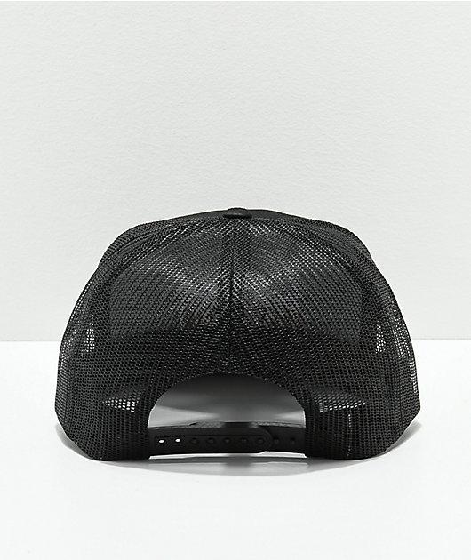 Brixton x Coors Primary II gorra de camionero negra