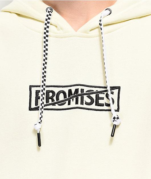 Broken Promises Don't Get Me Vanilla Hoodie