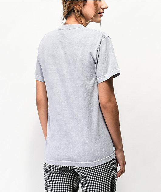 Broken Promises Last Kiss Grey T-Shirt