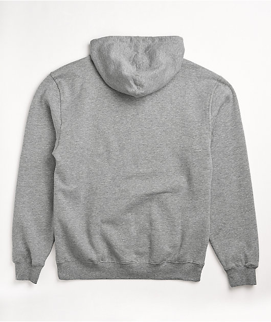 Broken Promises Love Vs. Lust Grey Hoodie