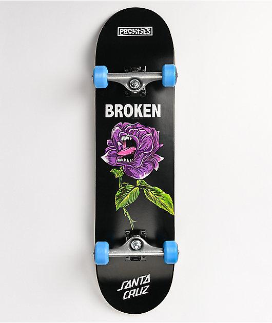 Broken Promises x Santa Cruz Screaming Thornless 8.0