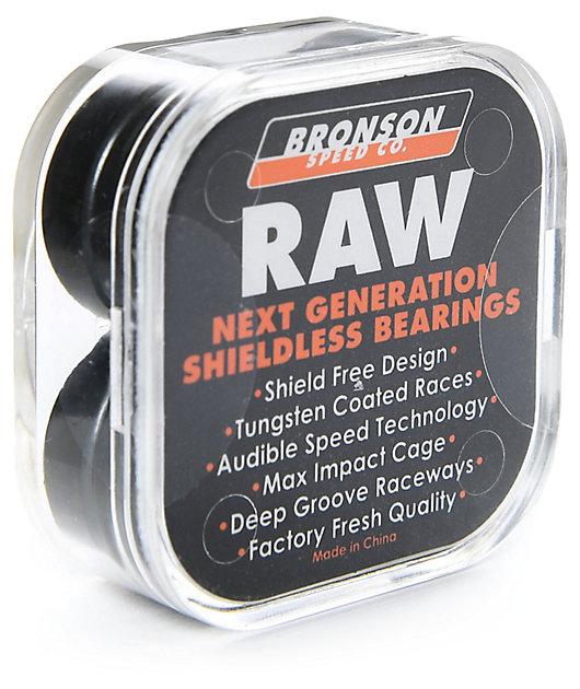 Bronson Raw rodamientos
