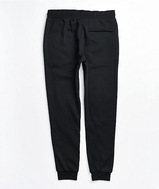 Brother Merle Betty Black Jogger Sweatpants