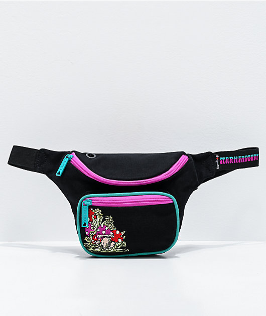 Bumbag Evan Smith Black Fanny Pack