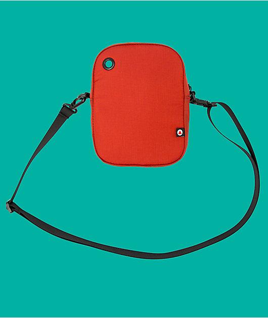 Bumbag Galactic Compact Red Shoulder Bag