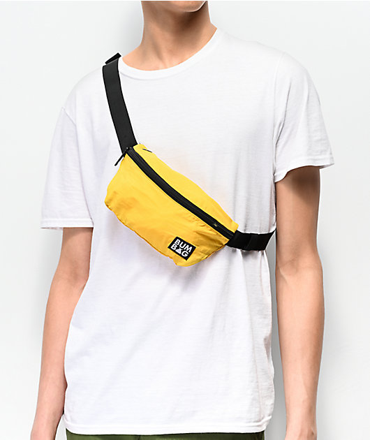 Bumbag Squirrel Yellow Fanny Pack